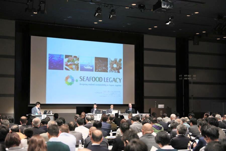 11月11日(金)開催決定!【魚から考える日本の挑戦2016 -Tokyo Sustainable Seafood Symposium-】
