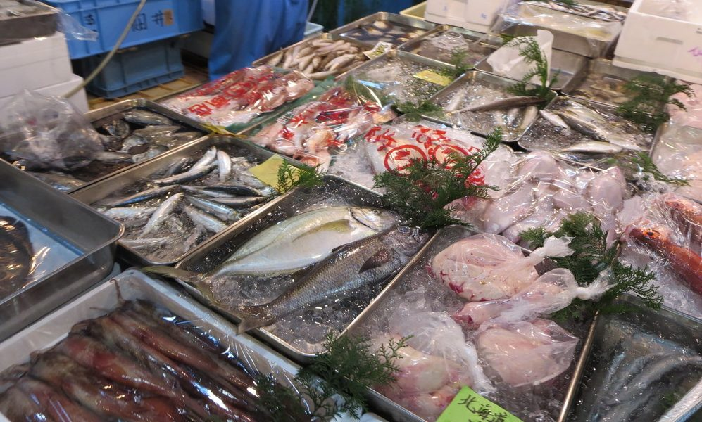 10 years of Seafood Sustainability in the Japan Market