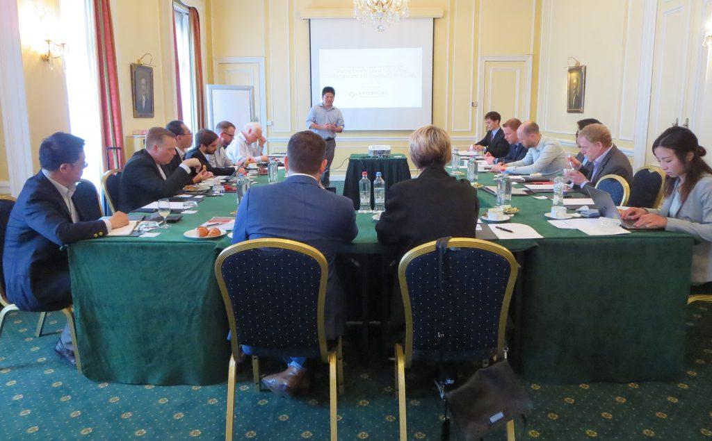 日欧ワーキングセミナー「水産物のトレーサビリティによる事業機会の創出」 報告ブログ