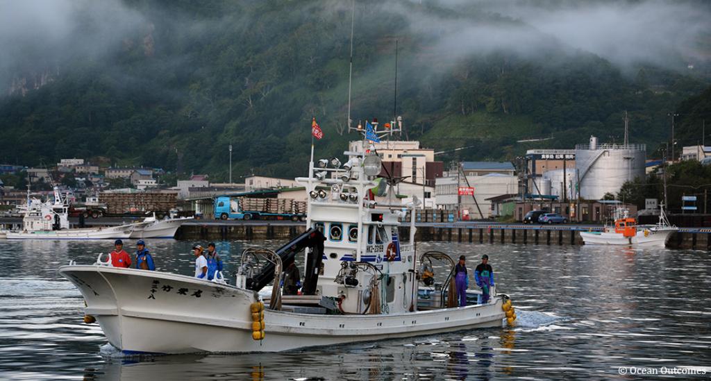 極東地域で高まる持続可能な漁業生産の可能性