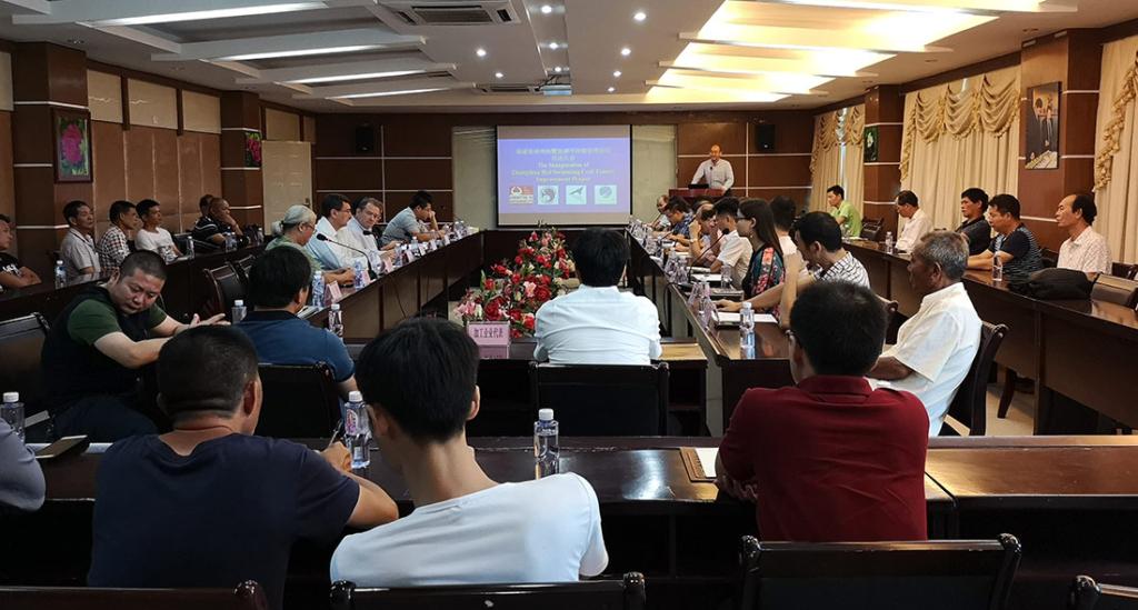 主要な水産業界団体が中国初、持続可能なカニ漁業改善プロジェクト立ち上げへ